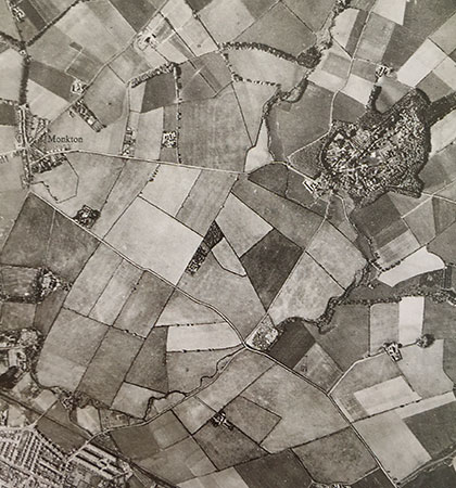 Air photo mosaics of Britain, sheet 26/32 NE, 1950