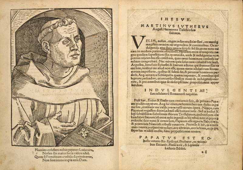 Martin-Luther-Pamphlet