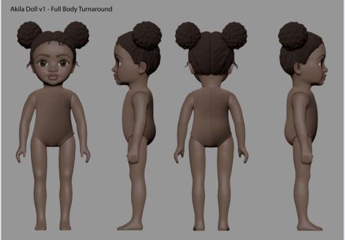 Akila Doll