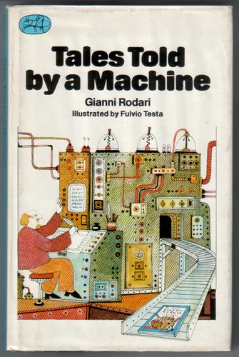 Front cover of Tales told by a machine