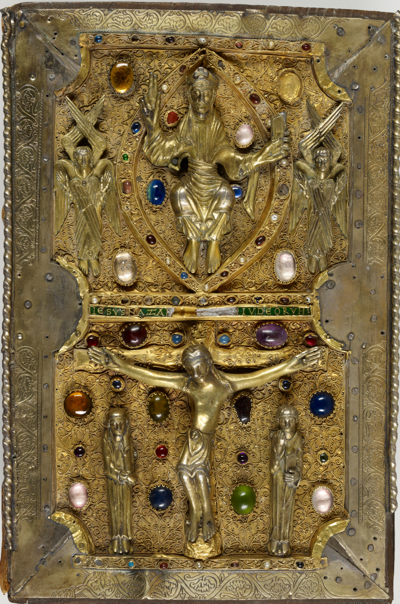 Judith of Flanders Gospels