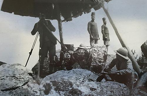 Photograph of Congo-Zambesi Boundary Commission 1927-34