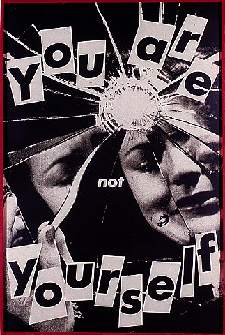 Barbara Kruger, 'You Are Not Yourself', 1981