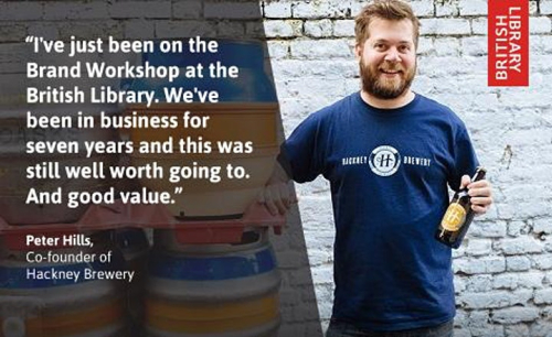 Image of Co-founder of Hackney Brewery, Peter Hills testimonial