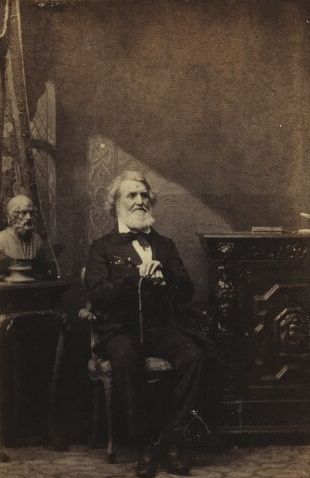 Photograph of Sir George Everest