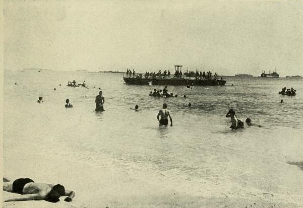 Beach men