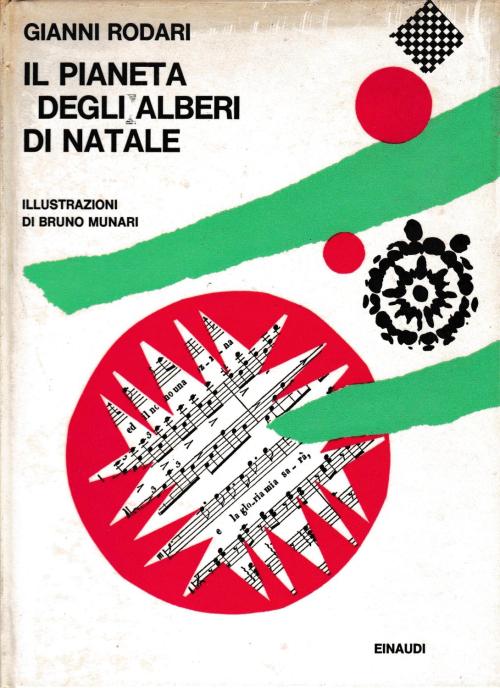 Front cover of Il pianeta degli alberi di Natale