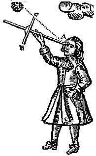 Image from Practical Navigation, John Seller, 1669