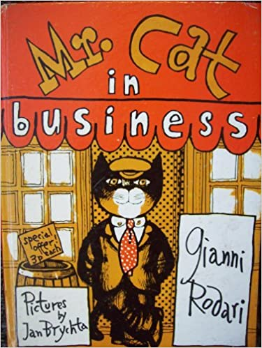 Cover of Mr Cat in Business