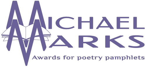 Logo for Michael Marks Poetry Awards 2020