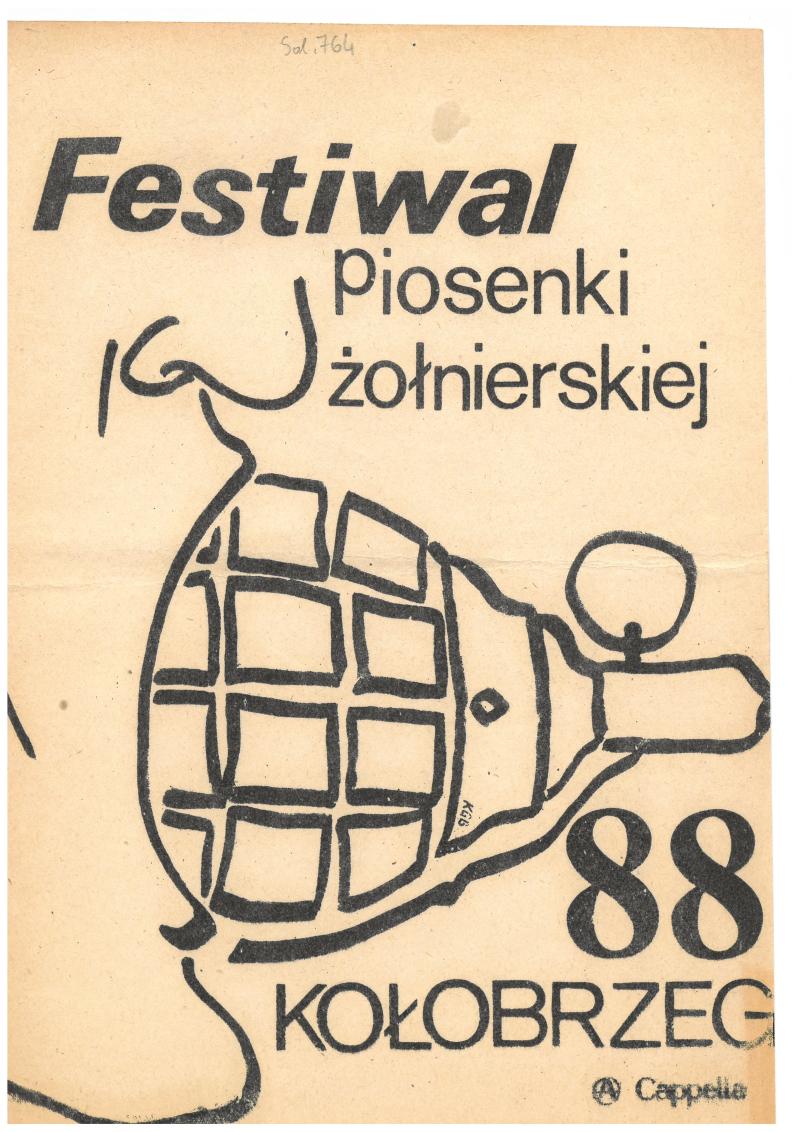 Solidarity Image 8 Festiwal Piosenki