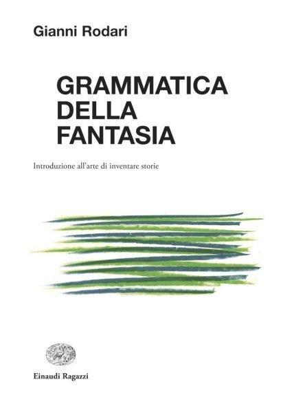 Front cover of Grammatica della fantasia