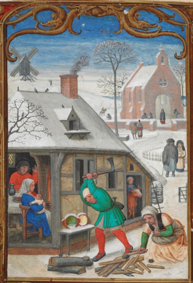 Image 1 - Snowy winter scene