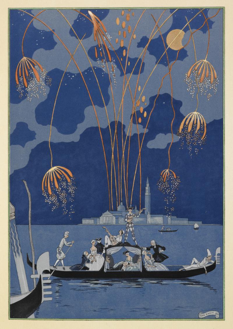 Fireworks Barbier  L.45-2847