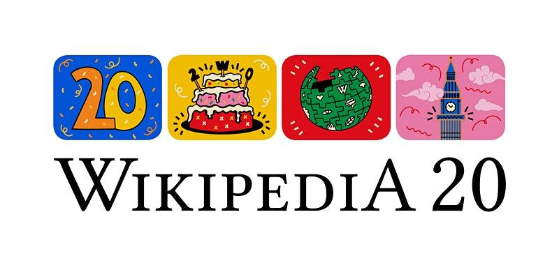 WMUK Wikipedia 20th Birthday