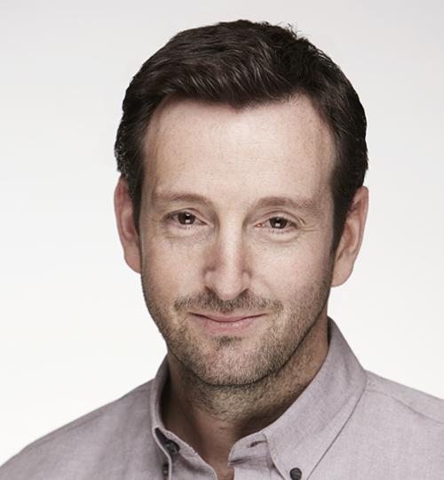Barrie Gordon, founder of Packshot and Stills