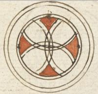 Unfinished marginal ornament, Or_16915_f240v
