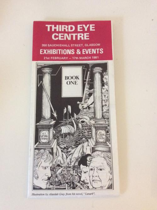 Third EYe Centre Exhibition Program finals