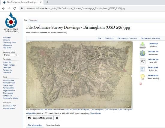 Maps OSD 256 Wikimedia Commons screenshot