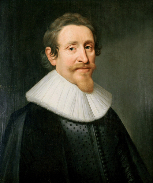 Portrait of Hugo de Groot