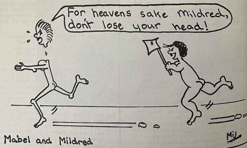 Lose your head - MandM
