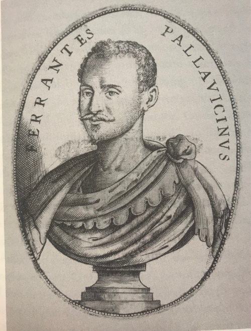 Portrait of Ferrante Pallavicino