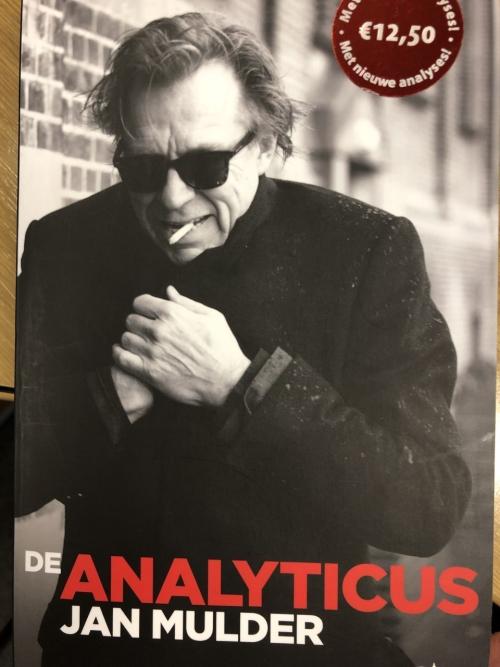 Front cover of Jan Mulder, De Analyticus