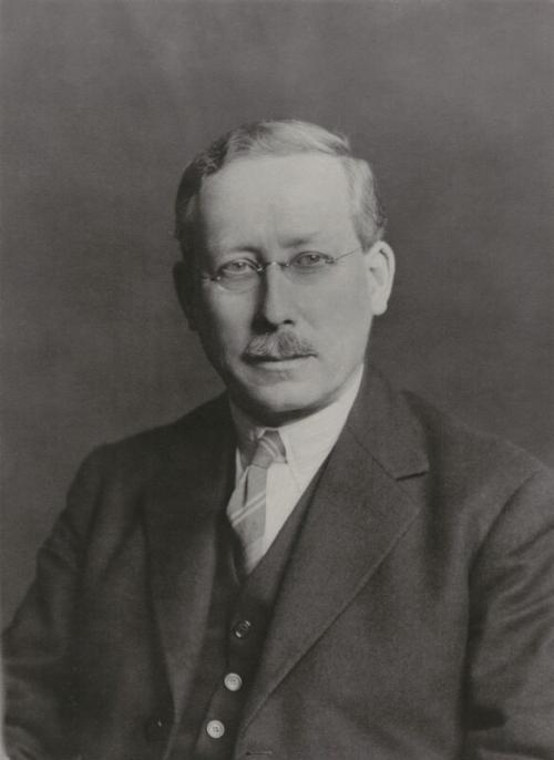 Portrait of Sir Henry Thomas