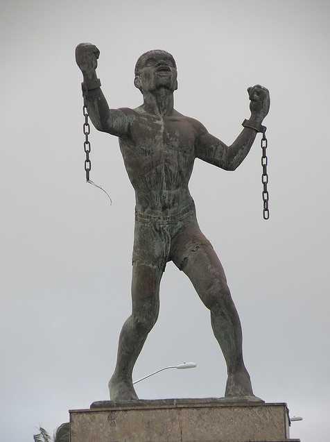 Emancipation Statue (Bussa)