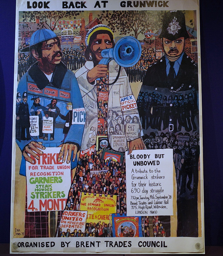 Grunwick poster