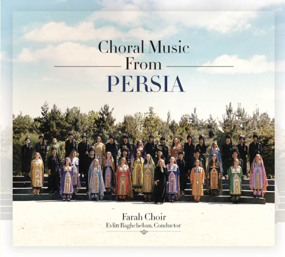 Choral Music from Persia CD cover