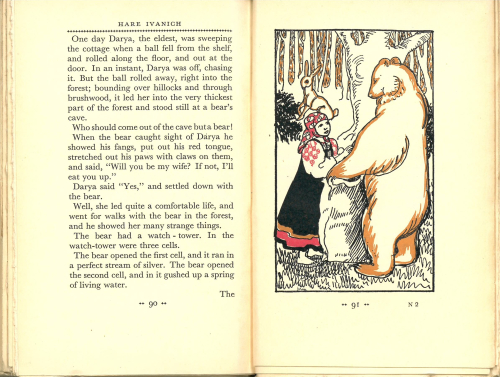 Pages from The Book of the Bear