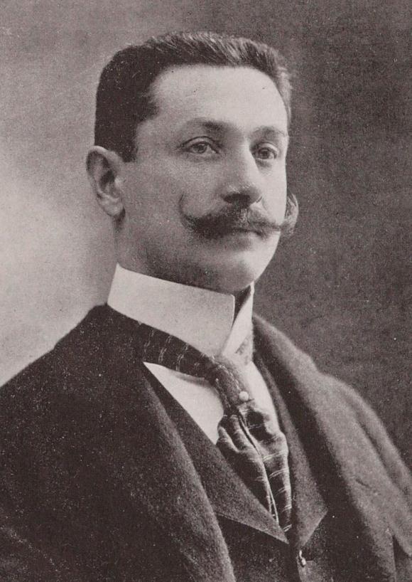 Gianni Bettini 1898 (Phonoscope magazine)