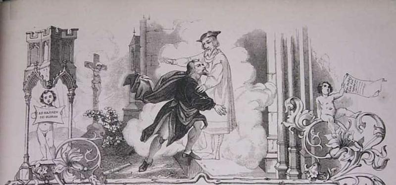 Gutenberg and the spirit