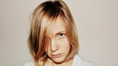 Marieke Lucas Rijneveld self portrait photograph