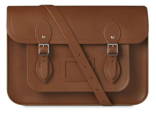 Classic Satchel in brown