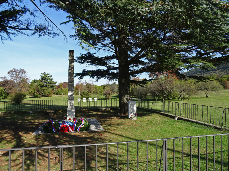 TIGR Monument (JA)