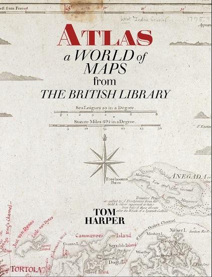 Atlas a world of maps 2020