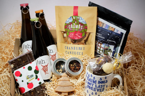 Let it Stow Christmas Hamper