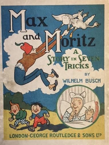 Max & Moritz Esdaile