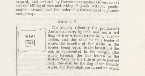 Article 3 of the General Maritime Treaty