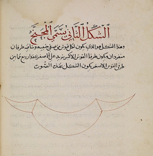 'winged' insignia from a copy of Nihāyat al-su'l