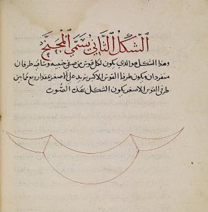'winged' insignia from a copy of Nihāyat al-su'l