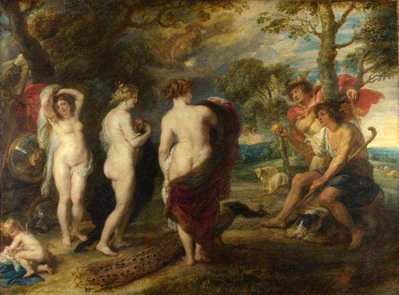 Rubens_-_Judgement_of_Paris