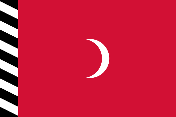 Flag of Maldives 1926-1953
