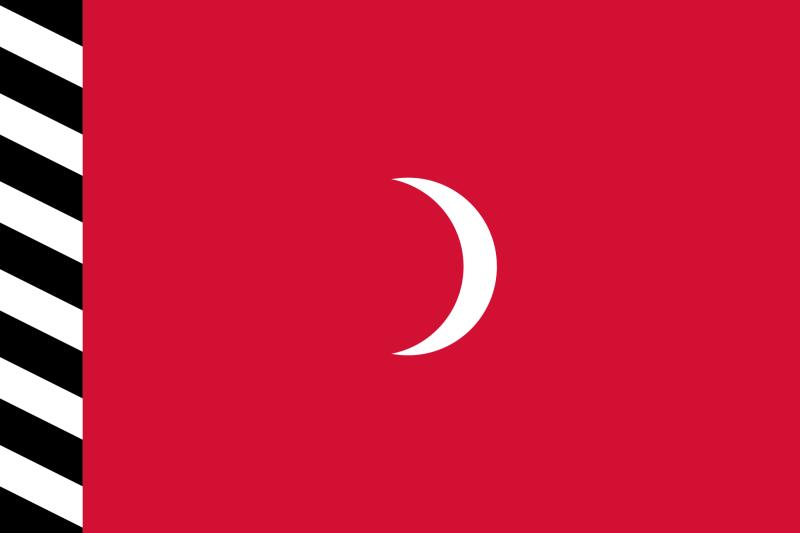 Flag of Maldives 1926-1953