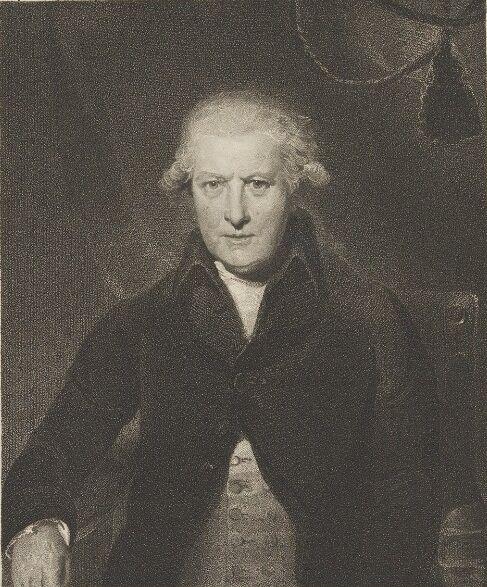 Portrait of William Wildman Barrington, 2nd Viscount Barrington