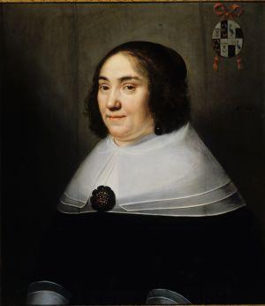 Portrait of Maria van Reigersbergen