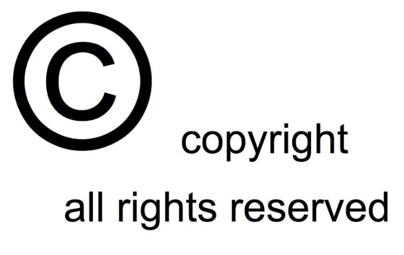 Copyright Symbol – Image taken from CC Images