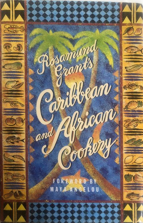 Multi-coloured book cover
